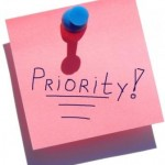Are You Neglecting Your Priorities?