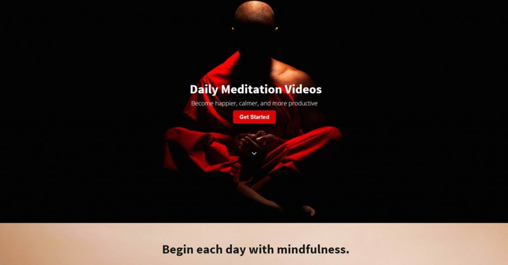 Daily Meditation Video