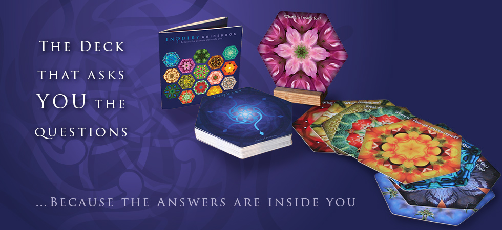 Inquiry Cards for intuition