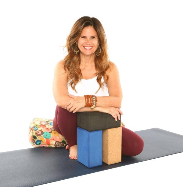 Leeann Carey - Yapana Yoga mentor