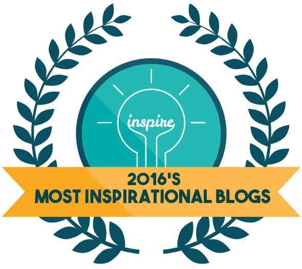 2016 Most Inspirational Blogs