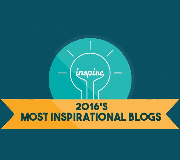 2016 Most Inspirational Blogs