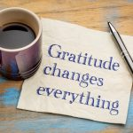 What's On Your Gratitude List Today?