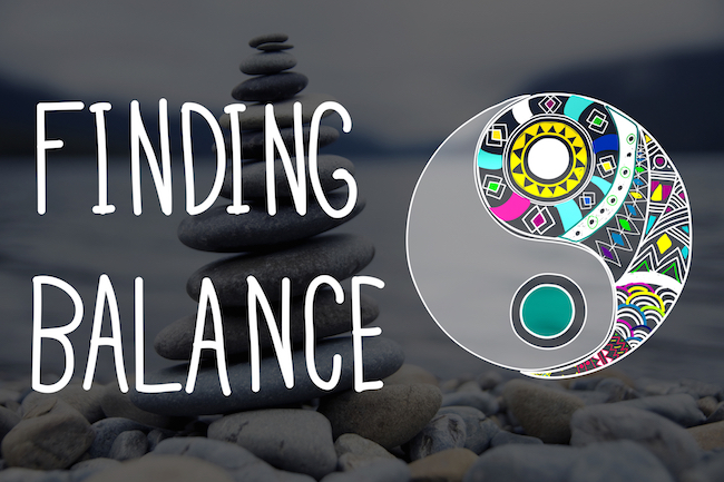Balance in the Chaos: 3 simple steps to move you from chaos to balance as you surf the waves of life.