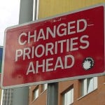 Can others tell what your top priorities are from your actions?