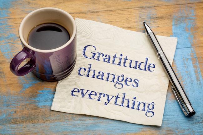 Image result for gratitude list